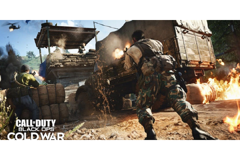 Call of Duty: Black Ops Cold War Beta Trailer Confirms ...