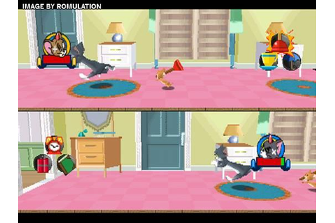 Tom & Jerry - House Trap (USA) PSX / Sony PlayStation ISO ...