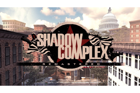 Shadow Complex Remastered Gameplay [PC] - YouTube