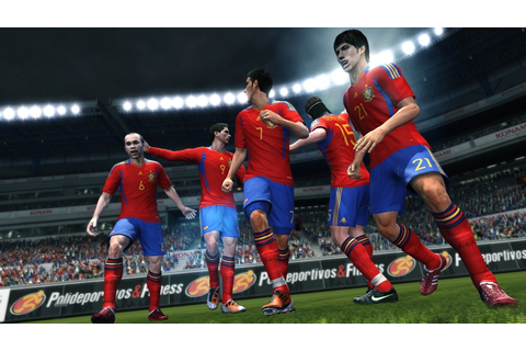 Pro Evolution Soccer 2011 Ps3 - Impact Game