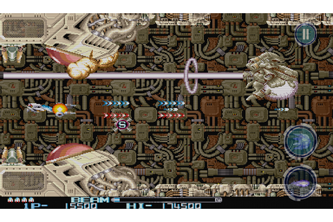 R-TYPE II APK 1.1.5 - Free Arcade Games for Android