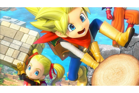 "Dragon Quest Builders 2 review: ""A beautiful mashup of ..."