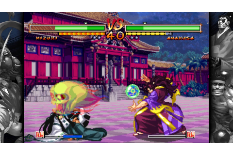 Samurai Shodown V Special Out Tomorrow On PS Vita & PS4 ...