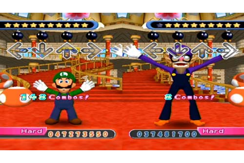 Dancing Stage Mario Mix GCN/GameCube (EUR) ISO Download ...