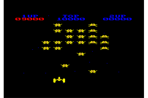 Download Space Hawks (Amstrad CPC) - My Abandonware