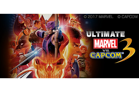 Save 60% on ULTIMATE MARVEL VS. CAPCOM 3 on Steam