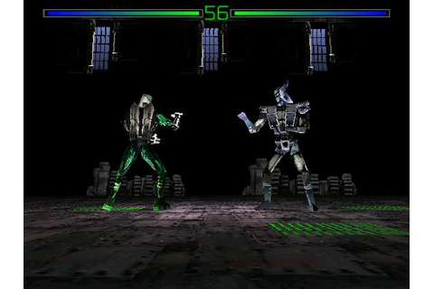 CyberGladiators Download (1996 Arcade action Game)