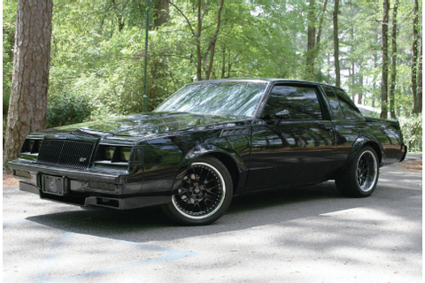 Buick Grand National Wallpapers Images Photos Pictures ...