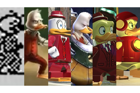 Howard the Duck Evolution - In Marvel Videogames (1986 ...