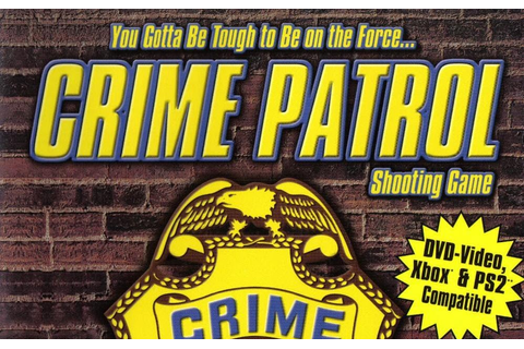 Crime Patrol - Shooting Game