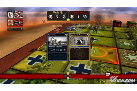 Panzer General: Allied Assault Screenshots, Pictures ...