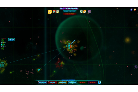 Download Space Pirates and Zombies Full PC Game