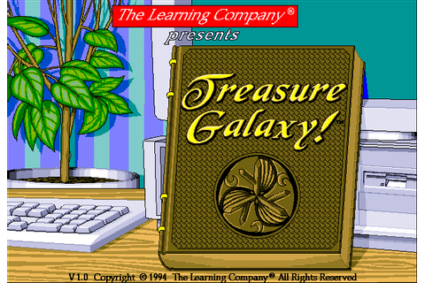 Download Treasure Galaxy! - My Abandonware