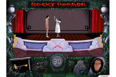 Rocky Interactive Horror Show Screenshots, Pictures ...