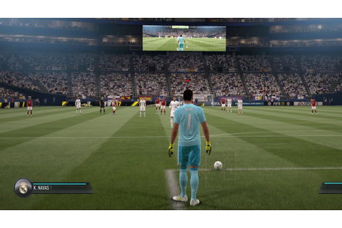 FIFA 17 Gameplay (PC HD) [1080p60FPS] - YouTube