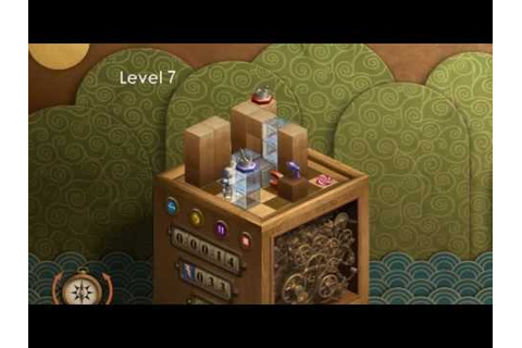 Microsoft Tinker Set 1 Level 1-10 - YouTube