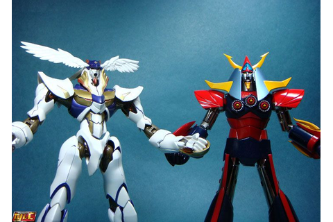 Megahouse Variable Action Hi-Spec Rahxephon Review by Gold ...