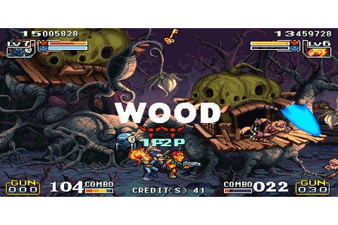 Demon Front (ver. 105) (MAME) Game - Arcade - User ...
