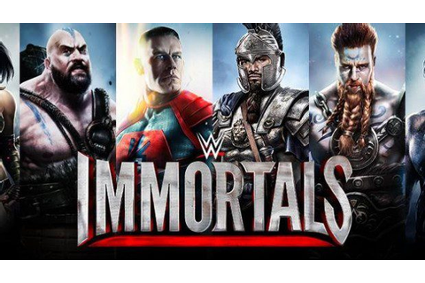 WWE Immortals - Wacky Wrestling Entertainment - GAMBIT MAG