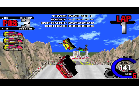 Whiplash / Fatal Racing (WIN 95 DOS) Review - YouTube
