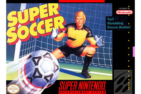 Super Soccer - Retro Gaming Forum - Neoseeker Forums