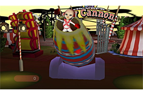 Wonder World Amusement Park Review for the Nintendo Wii