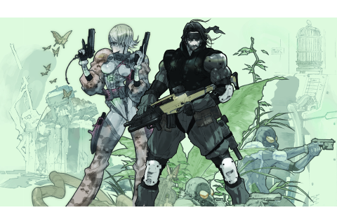 Metal Gear Acid HD Wallpaper | Background Image ...
