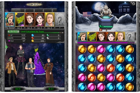 Doctor Who: Legacy hopes freemium mobile games are cool ...