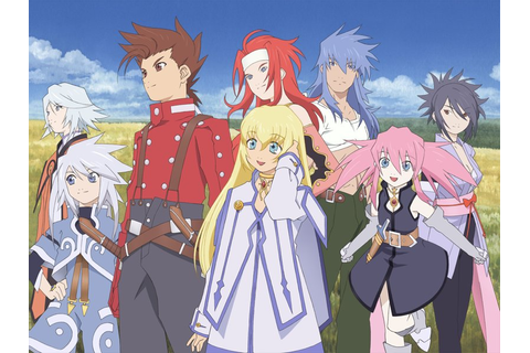 Tales of Symphonia is Rated for PC by the ESRB [UPDATE ...