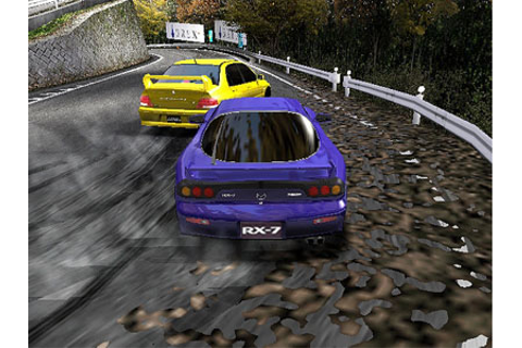 Tokyo Xtreme Racer 2 Review for Dreamcast (2000) - Defunct ...