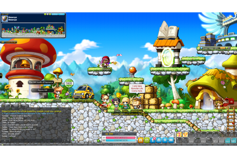 Basic Controls | MapleStory