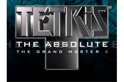 Play Tetris the Absolute The Grand Master 2 Coin Op Arcade ...