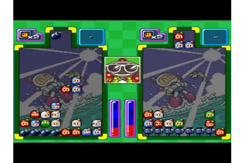 Super Bomberman: Panic Bomber W (SNES Gameplay) - YouTube