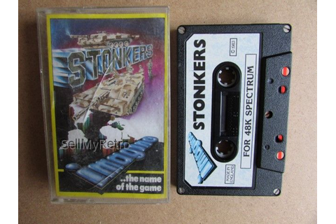 Sinclair ZX Spectrum Game: Stonkers in 2020 | Spectrum ...