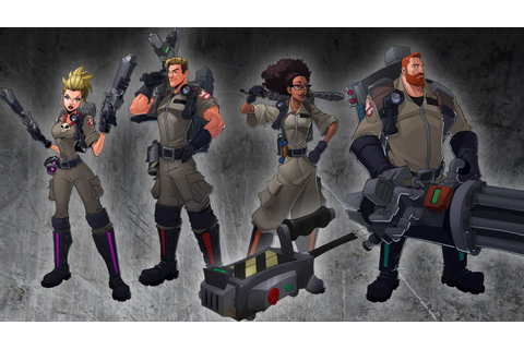 Get the new Ghostbusters video game and movie in one ...
