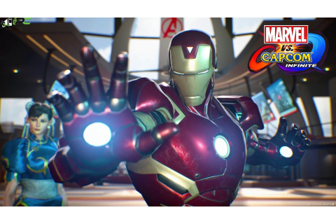 Marvel vs. Capcom Infinite Deluxe Edition PC Game Download