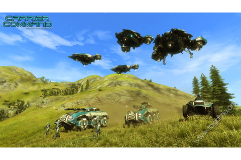 Carrier Command: Gaea Mission - Download Free Full Games ...