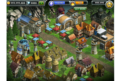 Dragon Realms combines monster collecting, town building ...
