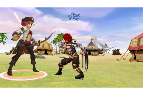 Fiesta Online - Official Game Site - 3D Anime MMORPG