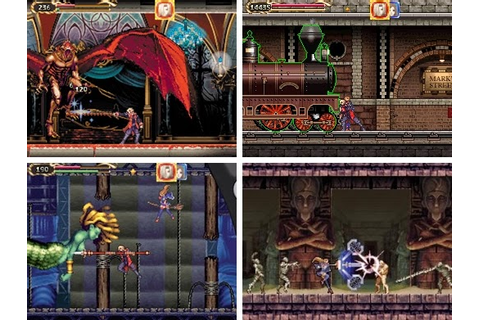 Castlevania: Portrait of Ruin (NDS Rom) - Jurassic Game PC