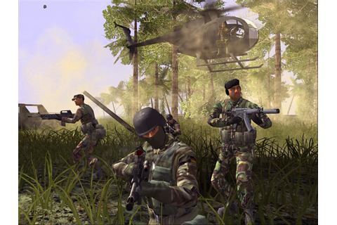 FPS Games : Delta Force: Angel Falls | MMOLite