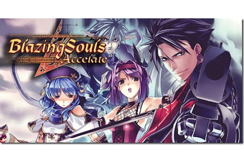 Blazing Souls Accelate v1.3 [apk+data]