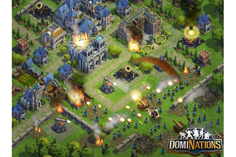 DomiNations assaults Clash of Clans with a Civilization ...