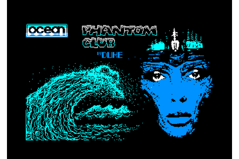 Phantom club by Ocean on Amstrad CPC (1988)