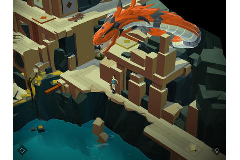 Review: Lara Croft GO is the essence of adventure that ...