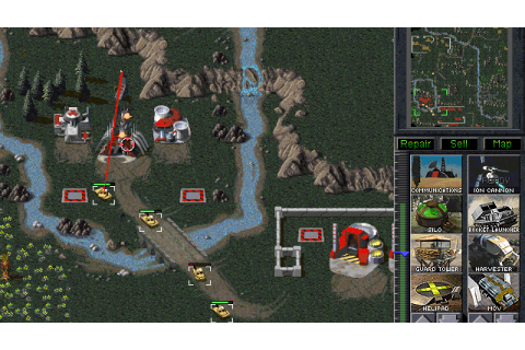 Petroglyph to head up Command & Conquer Remasters ...