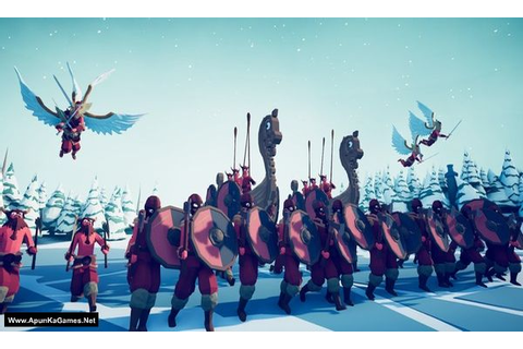 Totally Accurate Battle Simulator PC Game - Free Download ...