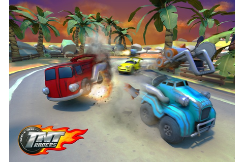 TNT Racers full game free pc, download, play. TNT Racers ...