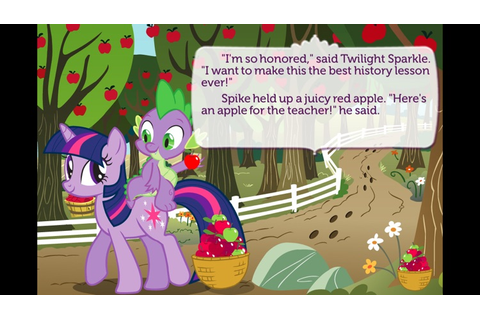 My Little Pony: Twilight Sparkle, Teacher for a Day by ...