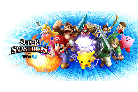 Super Smash Bros. for Wii U | Wii U | Games | Nintendo